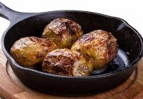 Картофель, запеченный в хоспере