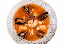 Французский суп Буйабес