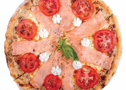Фото пиццы с сыром