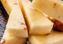 Сыр  Качотта с орехами