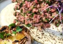 Тартар из ферментированной телятины