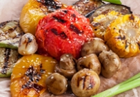 Овощи-гриль  с пыл, с жару
