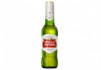 Стелла Артуа бутылочное пиво б/а