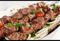 100г Шашлык в тандыре из свиного ошейка в маринаде