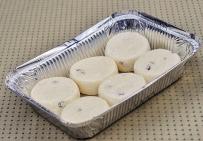 1 шт Сырники с изюмом (заморозка)