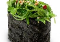 Суши водоросли чука