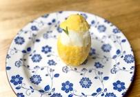 Лимонний сорбет
